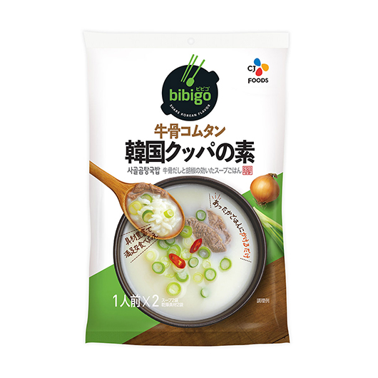 韓国クッパの素 牛骨コムタン