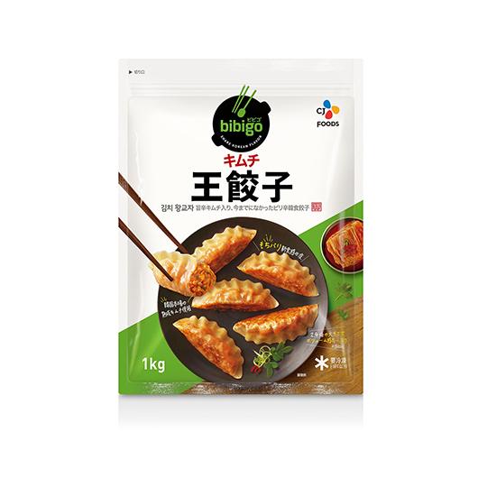 bibigo 王餃子 キムチ