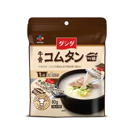 ダシダ my鍋 牛骨コムタン
