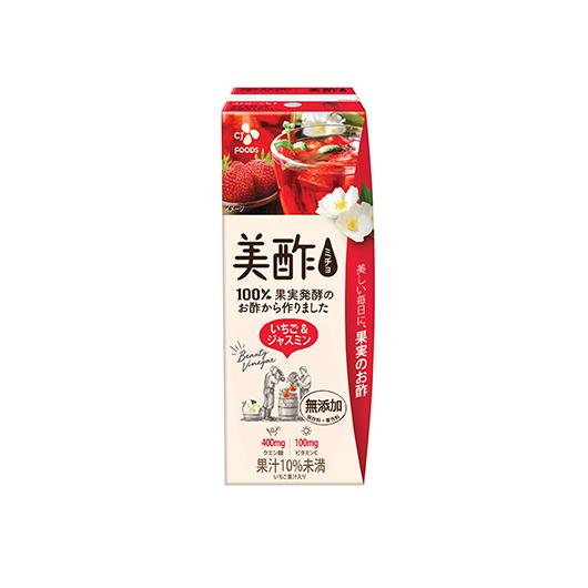 美酢 いちご&ジャスミン 200mL