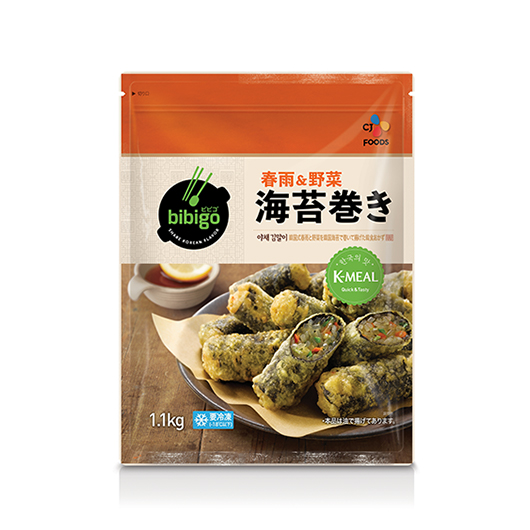 bibigo 海苔巻き春雨&野菜 1.1kg