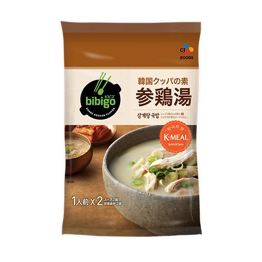 bibigo 韓国クッパの素 参鶏湯