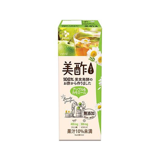 美酢 アップル&カモミール 200mL